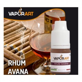 Rhum Havana 10ml Vaporart
