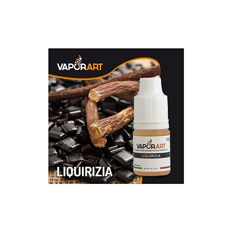 Liquirizia 10ml Vaporart