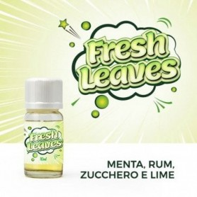 AROMA CONCENTRATO SUPERFLAVOR FRESH LEAVES