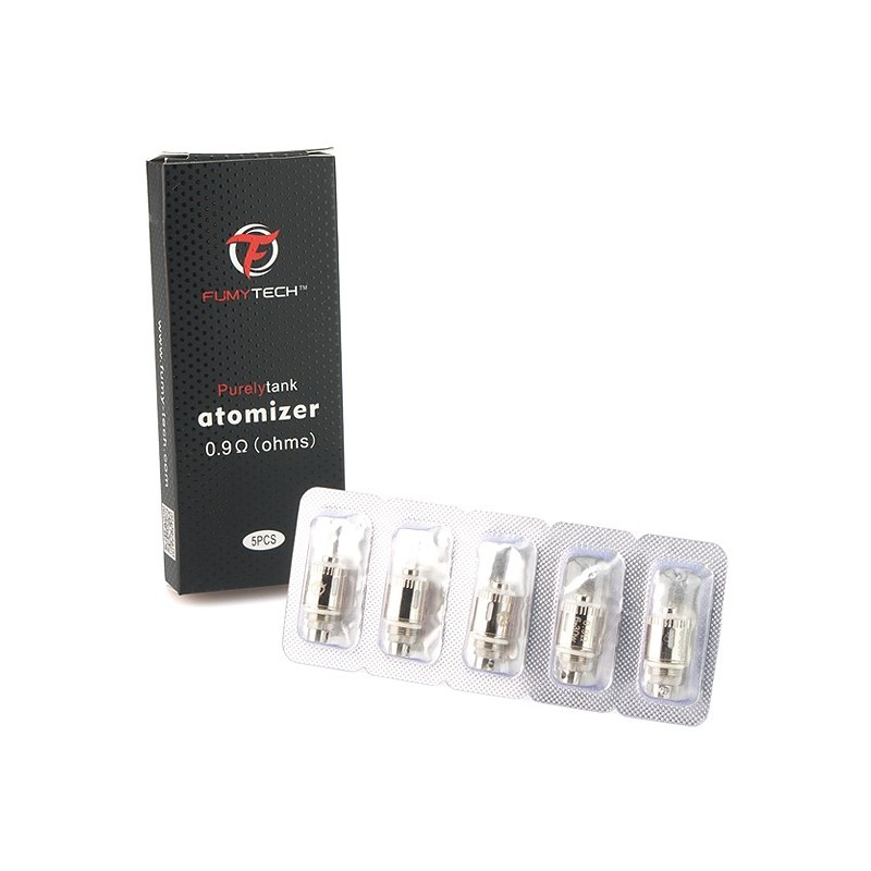 Coil Fumyech Purly Tank BDC  0.9 Ohm