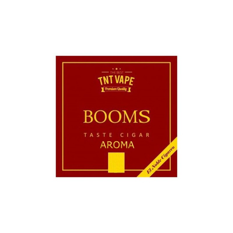 Boom's by TNT Vape