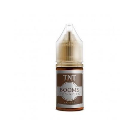 Aroma Tnt Vape Organic Booms Caffe  10ml