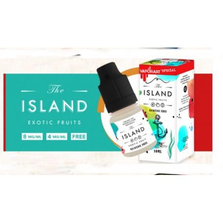The Island 10ml - Superflavor