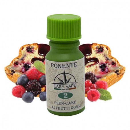 Aroma Concentrato n°2 PONENTE - Easy Vape