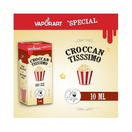 Croccantissimo 10ml nicotinato - Vaporart special