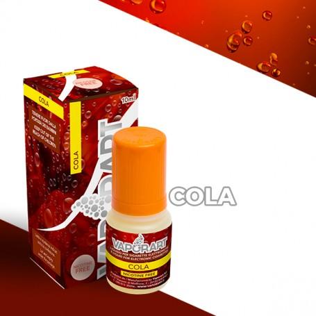 Cola 10ml nicotinato - Vaporart