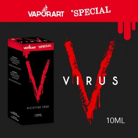 Virus 10ml nicotinato - Vaporart special