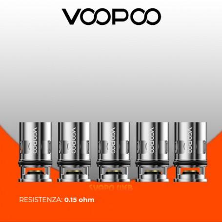 0.15 ohm PnP-VM6 coil Voopoo 60-80w (5Pz)