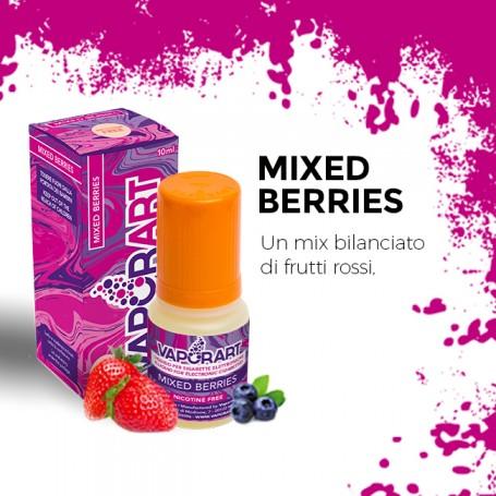 Mixed berries 10ml nicotinato - Vaporart