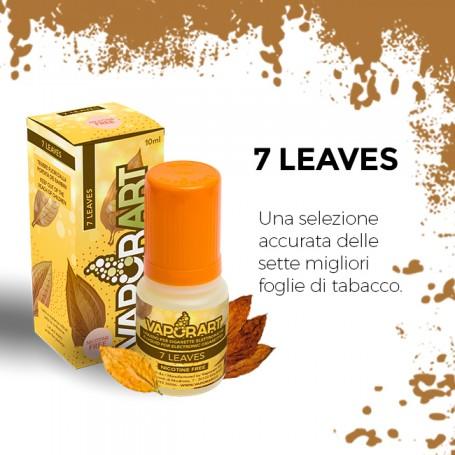 7 foglie 10ml nicotinato - Vaporart