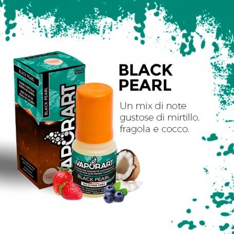 Black Pearl 10ml nicotinato - Vaporart