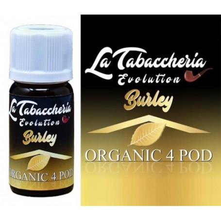 Burley aroma 10ml - La Tabaccheria Single Leaf