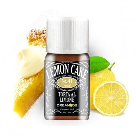 41 - Lemon cake aroma10ml Dreamods