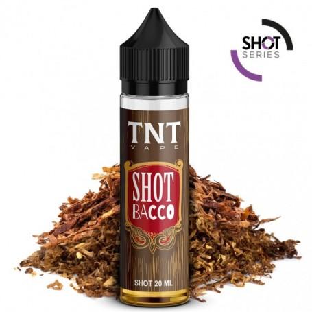 Shot Bacco - Shot 20ml TNT
