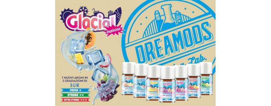 Dreamods aromi linea Glacial aromi 10ml